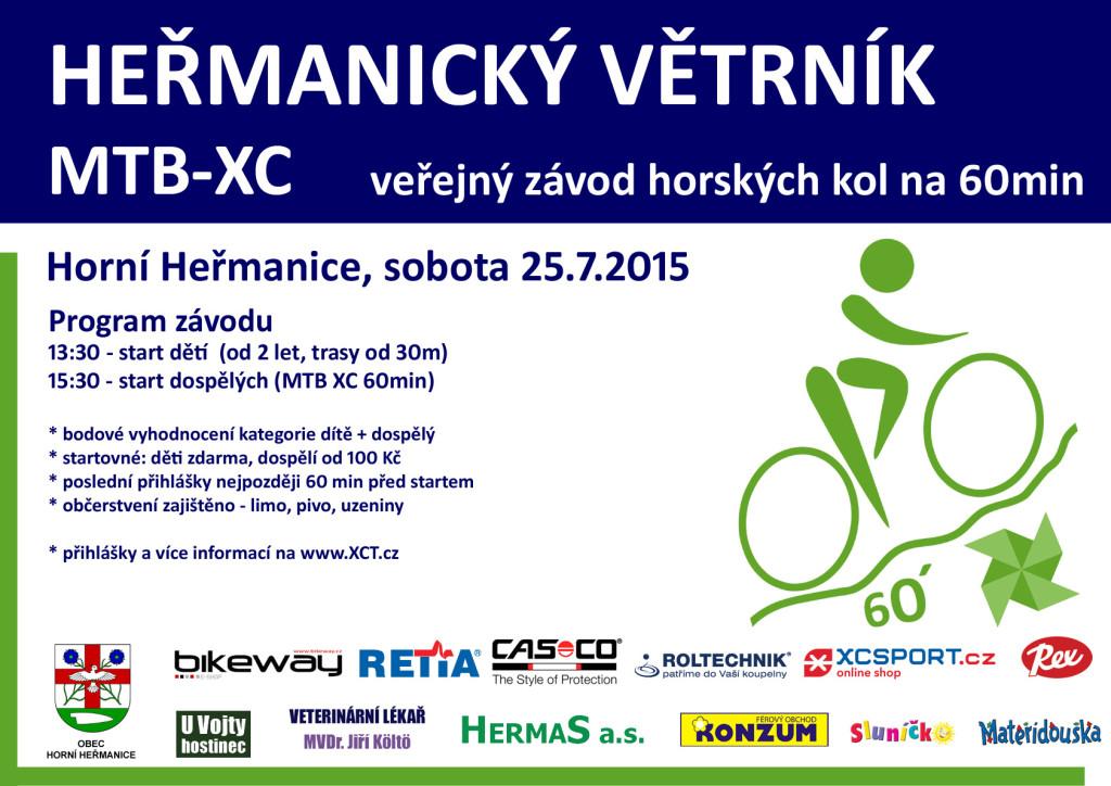 Heřmanický větrník_2015_plakat